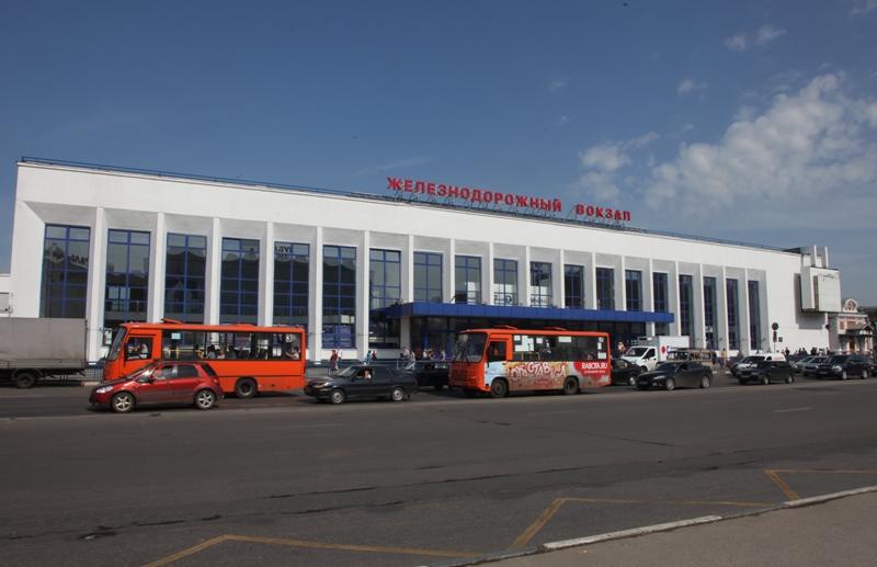 нижний новгород саранск от московского вокзала также: Кран Рязани