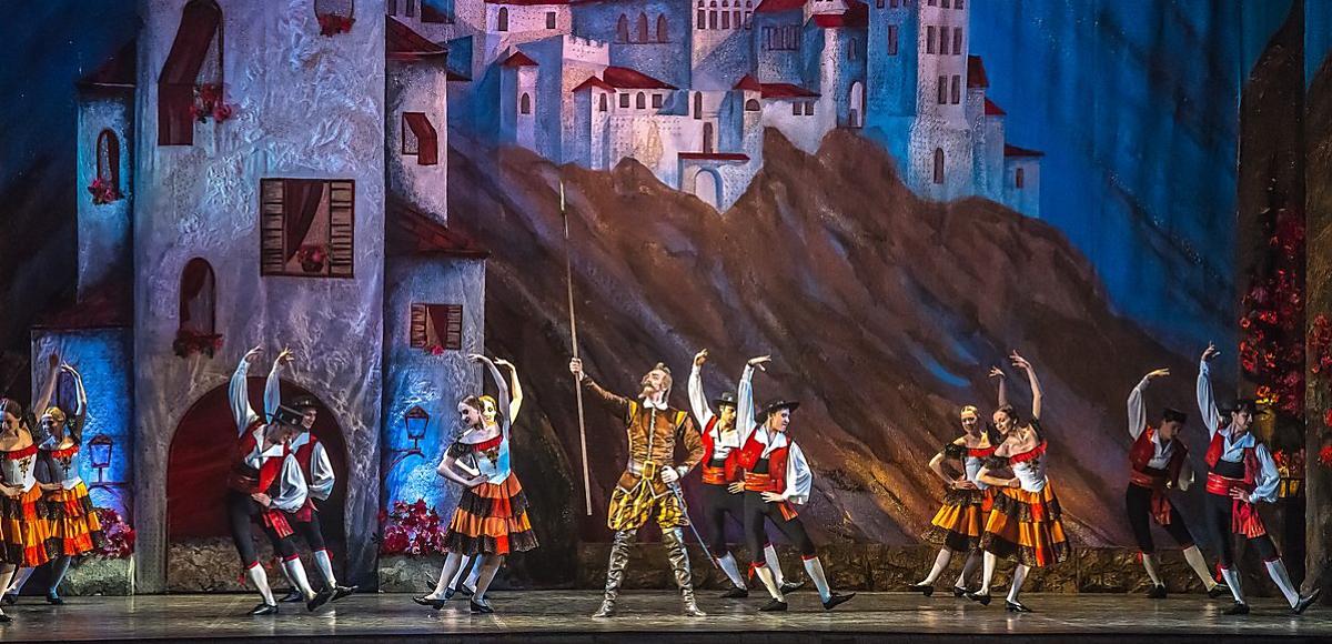 Искусство высшей пробы: о балете Л. Минкуса «Дон Кихот» в Нижегородском театре оперы и балета