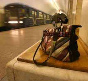 Забытые в метро вещи