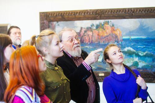 Выставка как учебное пособие в Нижнем Новгороде открылась  Выставка как учебное пособие в Нижнем Новгороде открылась выставка студенческих работ Российской Академии живописи