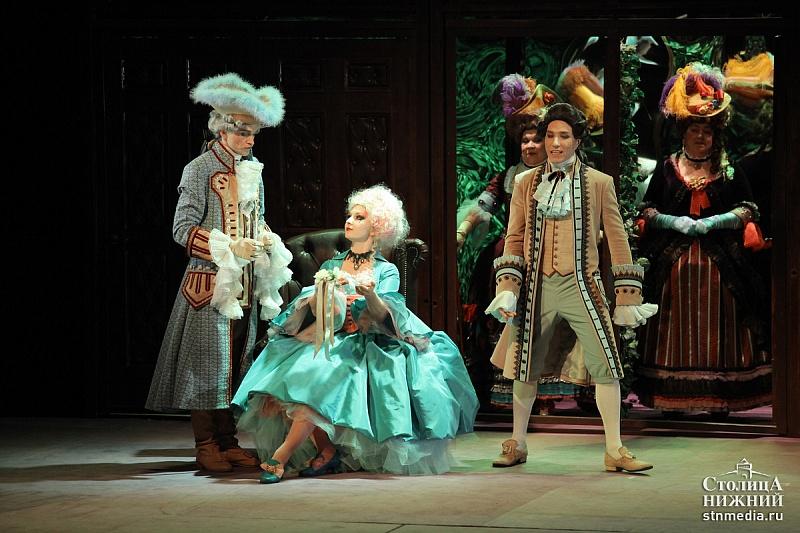 Театр «Комедiя» отметил свое 70-летие премьерой спектакля «Безумный день, или Женитьба Фигаро»