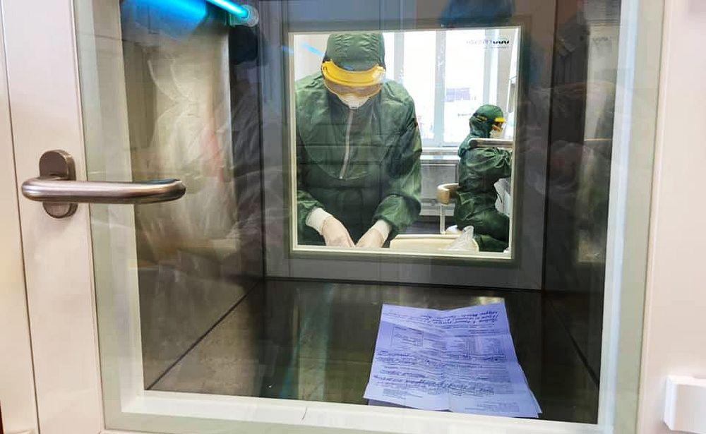 Роспотребнадзор: Более 24 тыс. тестов на коронавирус проведено в Нижегородской области к 13 апреля