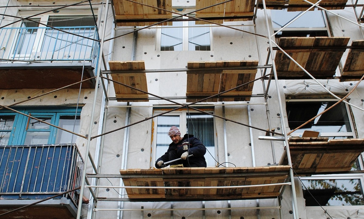 Как сделать капитальный ремонт дома фото 281