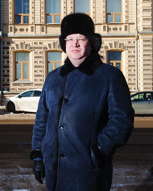 Владимир Молоканов, генеральный директор ЗАО «СМУ-77»